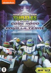 Teenage Mutant Ninja Turtles : aarde : code rood. Seizoen 4, Volume 3