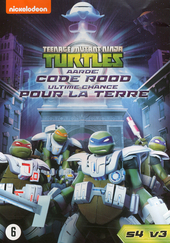 Teenage Mutant Ninja Turtles : aarde : code rood. Seizoen 4, Volume 3