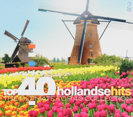 Top 40 Hollandse hits : the ultimate top 40 collection