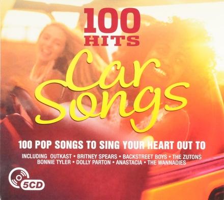 100 hits : Car songs. vol.1