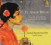 El amor brujo : esencias de la música de Manuel de Falla