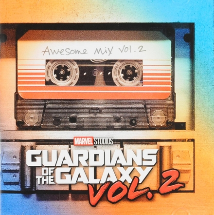 Guardians of the galaxy : awesome mix. Vol. 2