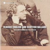 Classic English and Scottish ballads : from the Francis James Child collection