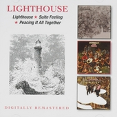 Lighthouse ; Suite feeling ; Peacing it all together