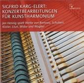 Konzertbearbeitungen für Kunstharmonium