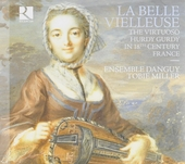La belle vielleuse : the virtuoso hurdy gurdy in 18th century France