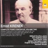 Complete piano concertos volume two. vol.2