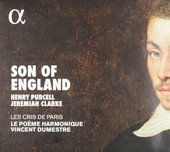 Son of England : Henry Purcell, Jeremiah Clarke