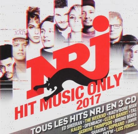 NRJ hit music only 2017