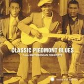 Classic Piedmont blues