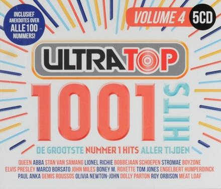 Ultratop 1001 hits : de grootste nummer 1 hits aller tijden. Vol. 4