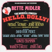 Hello Dolly : The new Broadway cast recording