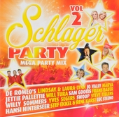 Schlager party : Mega party mix. Vol. 2