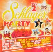 Schlager party : Mega party mix. Vol. 2