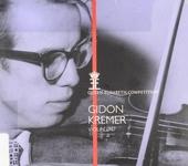 Queen Elisabeth competition : Gidon Kremer : violin 1967