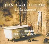 Violin concertos op 7 - nos 1, 3, 4 & 5