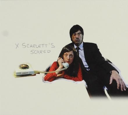 X Scarlett's scared