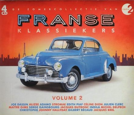 Franse klassiekers : de zomercollectie van Radio 2. Vol. 2