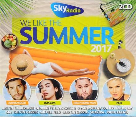 Sky radio : We like the summer 2017
