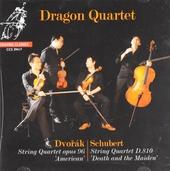 String quartet opus 96 'American'