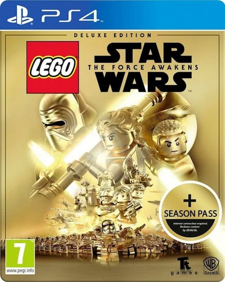 Lego Star Wars : the force awakens