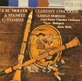 Clarinet concertos : by J.M. Molter, J. Stamitz & C. Stamitz