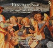 Henricus Isaac nell tempo di Lorenzo de' Medici & Maximilian I 1450-1519