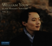 William Youn plays Mozart sonatas. Vol. 5