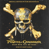 Pirates of the Caribbean : dead men tell no tales : original motion picture soundtrack