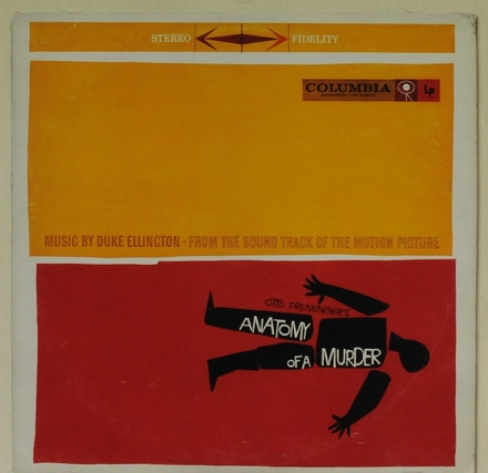 Anatomy of a murder : from the sound track of the motion picture