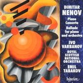 Piano concerto . Ballade No. 2