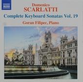 Complete keyboard sonatas vol.19. vol.19