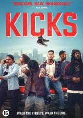 Kicks / written by Justin Tipping & Joshua Beirne-Golden