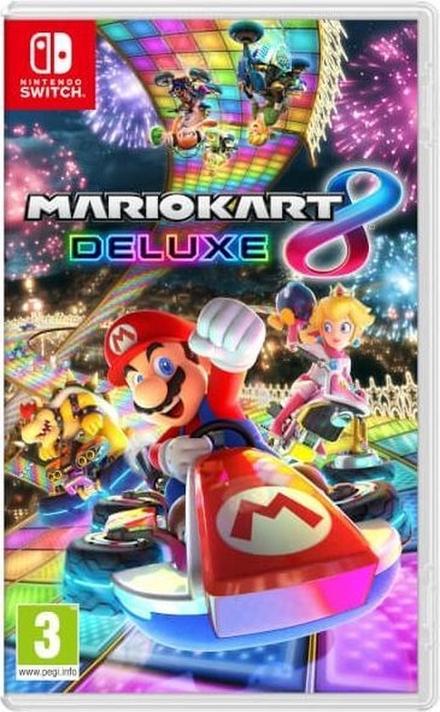 Mariokart 8 : deluxe