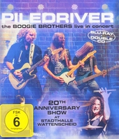 The boogie brothers live in concert : 20th anniversary show at Stadthalle Wattenscheid