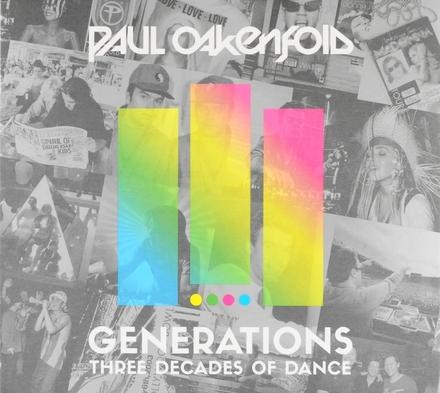 Generations : Three decades of dance