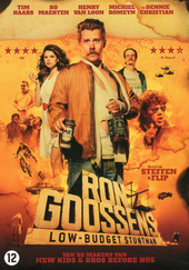Ron Goossens : low-budget stuntman