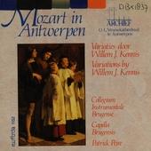 Mozart in Antwerpen : variaties door Willem J. Kennis
