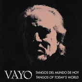 Tangos of today's world : Tangos del mundo de hoy