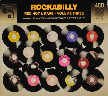 Rockabilly : Red hot & rare. vol.3