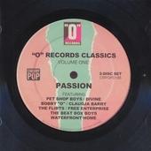 """O"" Records classics : Passion. vol.1"