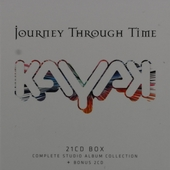 Journey through time : Complete studio album collection