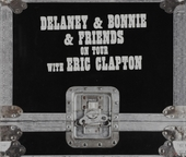 Delaney & Bonnie & Friends on tour with Eric Clapton