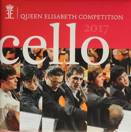 Koningin Elisabethwedstrijd : cello 2017