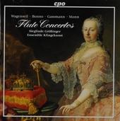 Flute concertos from Vienna