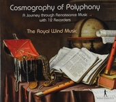 Cosmography of polyphony : a journey through Renaissance music with 12 recorders