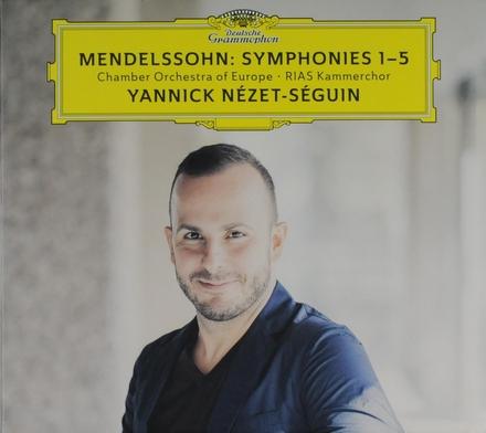 Symphonies 1-5