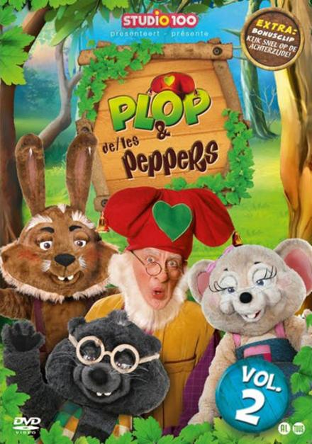 Plop & de peppers. Vol. 2