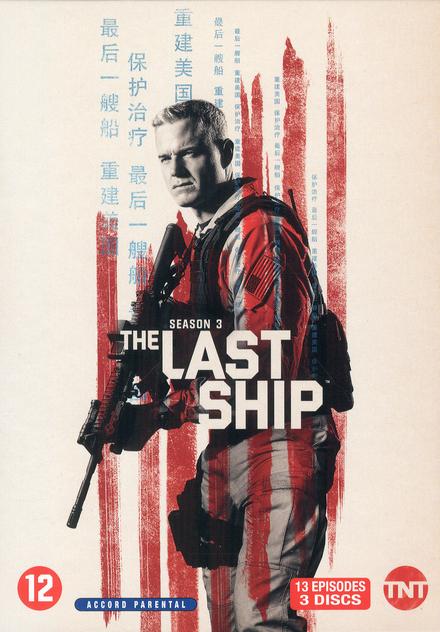The last ship. Seizoen 3