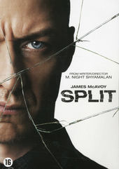 Split / written and directed by M. Night Shyamalan